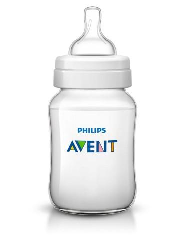 Dojčenská fľaša Avent Classic + 260 ml