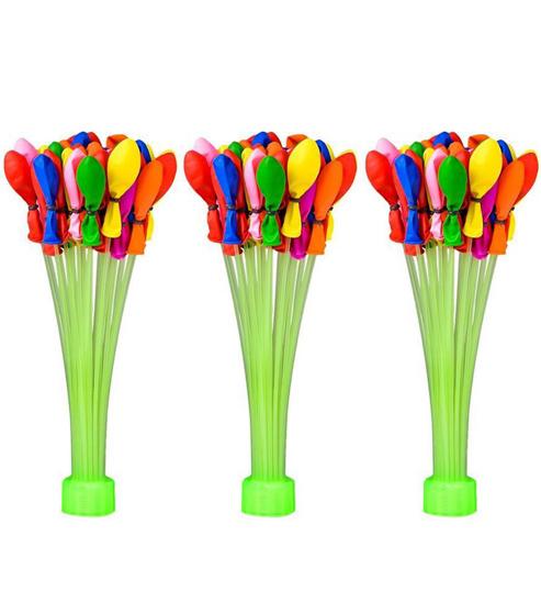 Vodní balónky - Magic balloons - 3 svazky + nálevka