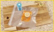 Náhradní sáček pro vakuové odsávačky - 21x22 cm