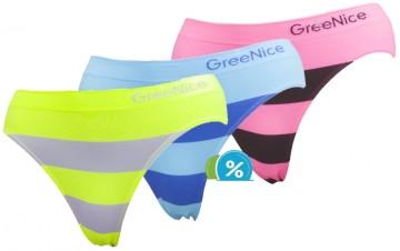 Dámské kalhotky GreeNice 3372 - 1 ks, velikost M