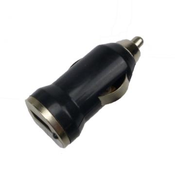 USB adapter szivargyújtóba - fekete