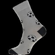 Ponožky Fotbal - 1 pár, velikost 35-38