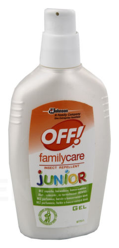 Off repelent - Family Care Junior, gel ,100ml