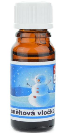Vonná esence 10 ml - Sněhová vločka