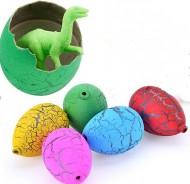 Dinosauří vejce - 10ks v balení, kombinace barev