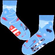 Ponožky - Lyže/Snowboard - velikost 43-46