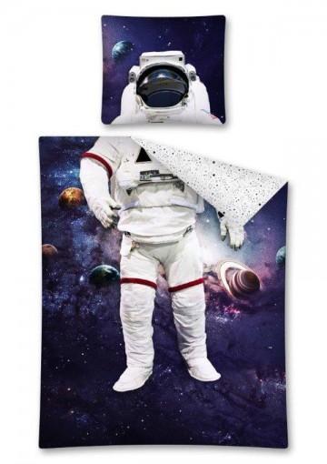 Povlečení Kosmonaut 140/200, 70/80