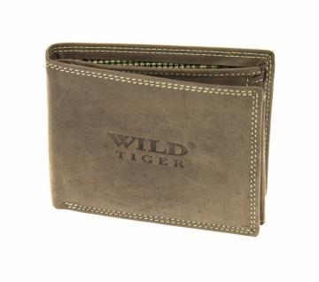 Pánska peňaženka Wild Tiger - hnědá [952]