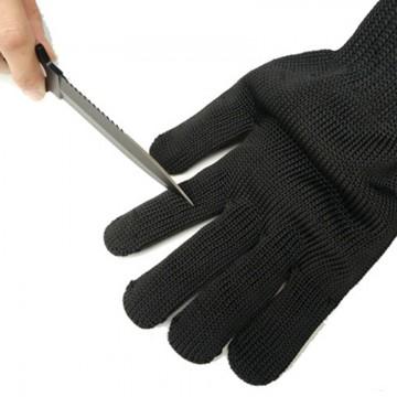 Pracovní ochranné rukavice odolné proti proříznutí
