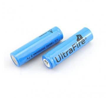Baterie de rezervă TR 18650 (6800mAh, 3,7V, Li-ion) - 1 buc