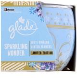 Vonná svíčka ve skle – Glade – Sparkling Wonder, 120g