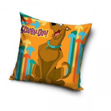 Povlak na polštářek Scooby Doo oranžová 40/40