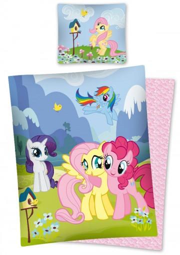 Povlečení My Little Pony 140/200, 70/80