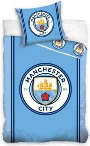 Povlečení Manchester City 140/200, 70/80