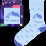 Ponožky - Zodiac - Vodnář - velikost 43-46