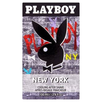 Playboy New York - voda po holení, 100 ml
