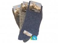 Dámské vlněné ponožky AMZF PA-946 - 3 páry, velikost 39-42