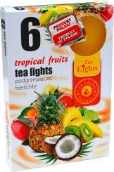 Čajové svíčky 6 kusů –  Tropické ovoce