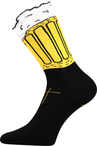 Ponožky Pivo3 - 1 pár, velikost 35-38