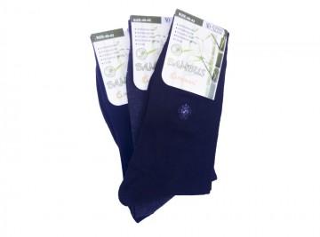 Klasszikus férfi bambusz zokni Pesail S2337 - 3 pár, méret 40-43
