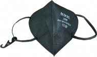 Filtrační maska třídy 2 NR (CE) - 1 ks - černá - An Ke Lin