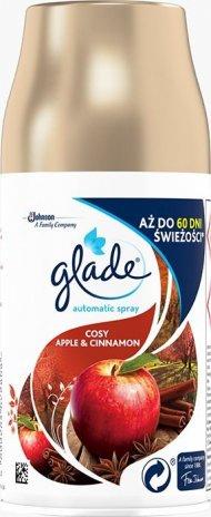 Glade by Brise Automatic Spray, náplň - COSY, Jablko a skořice, 269ml
