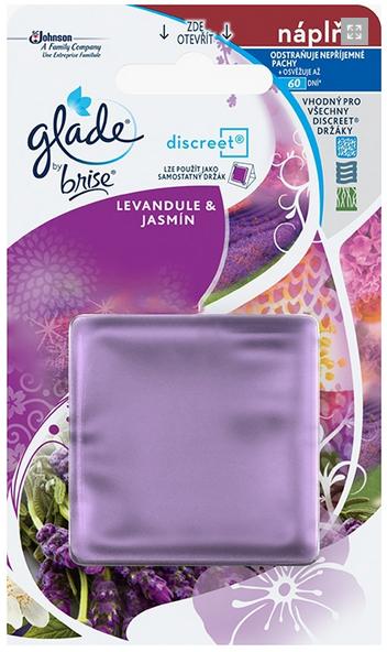 Glade Discreet náplň Levandule & jasmín 8 g