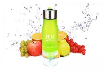 Nápojová lahev, 650ml - zelená