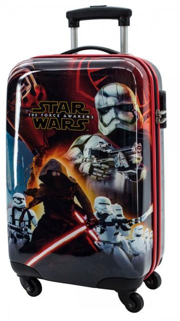 Cestovní kufr ABS Star Wars Battle 55 cm