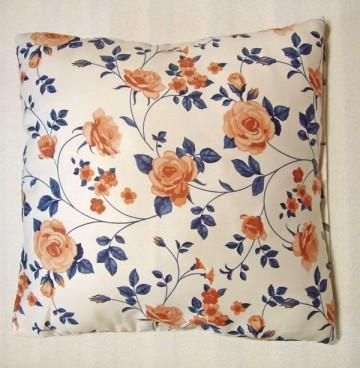 Povlak na polštářek bavlněný satén Queen Rose 35/35