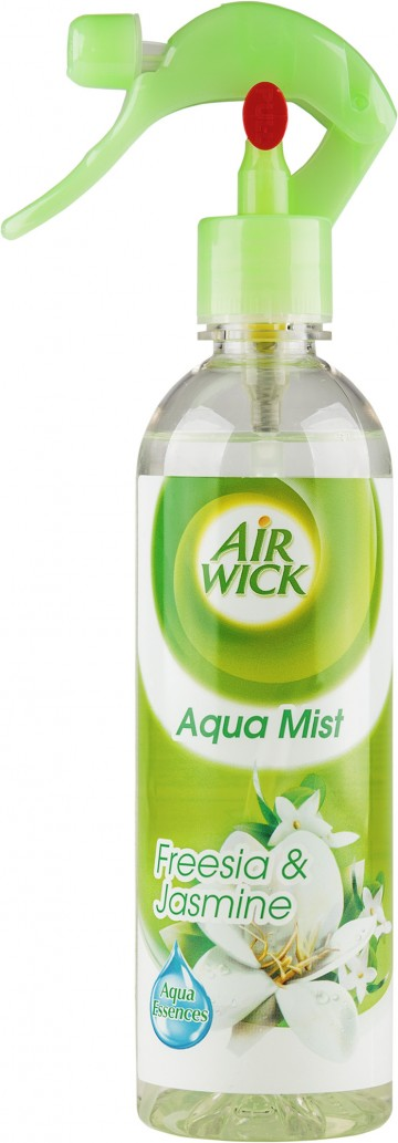 Air Wick Aqua Mist - spray Flori albe de iasomie&Frézie, 345ml