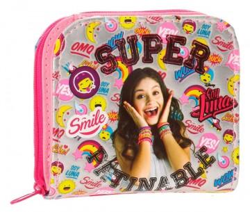 Peněženka Soy Luna Smile 11 cm