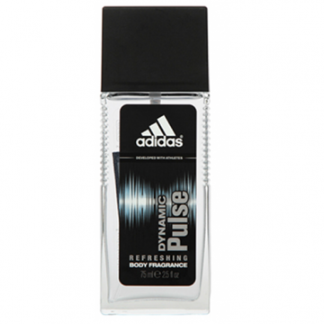 Adidas DNS - Deodorant natural sprej - Dynamic Pulse, 75 ml