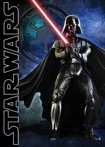 Dětský koberec Star Wars Vader 95/133