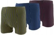 Bambusové boxerky Pesail M013 - 1ks, velikost M