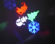 Vánoční laserový světelný systém pro osvětlení domu TA-91011
