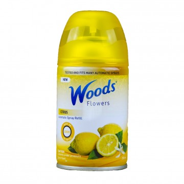 Woods Flowers, Náplň do osvěžovače vzduchu Air Wick - Citrus