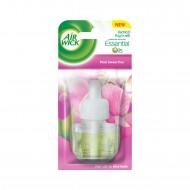 Air Wick folyékony utántöltő elektromos légfrissítőbe - A Földközi-tenger rózsaszín virágai