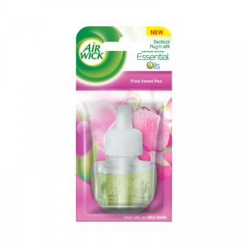 Air Wick Aparat electric - rezervă - Flori mediteranene roz