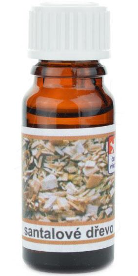 Vonná esence 10 ml - Santalové dřevo