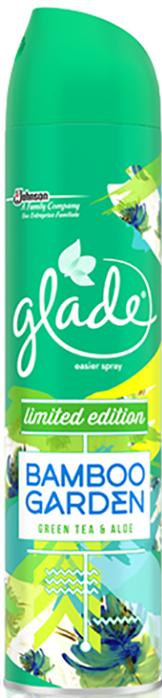 Glade by Brise - Aerosolový sprej - Bambusová zahrada a Aloe vera, 300ml