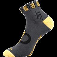 Ponožky Pivo12, nízké - 1 pár, velikost 39-42