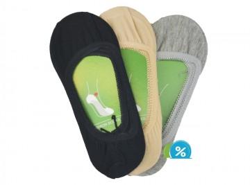Bambusové ťapky Pesail WS910 - 3 páry, velikost 35-39