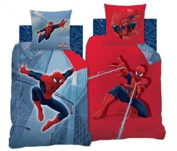 Povlečení Spiderman Tower 140/200, 60/80