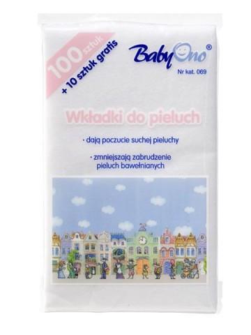 Separačné plienky BabyOno