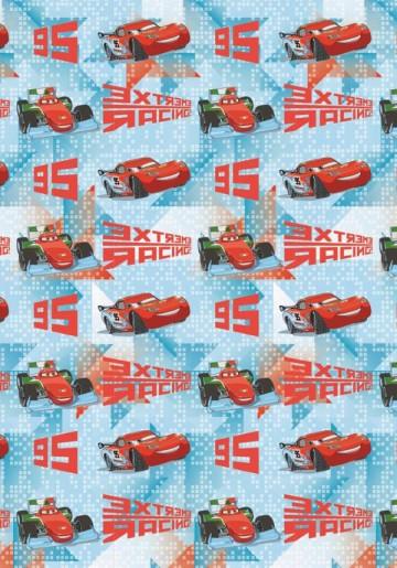 Prostěradlo klasik Cars Extreme Racing 140/200