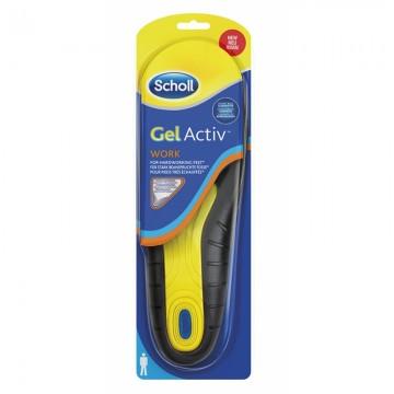 Scholl GelActiv Work - Vložky do bot pracovní, 1 pár, velikost 40-46,5