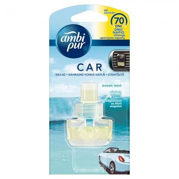 Ambi Pur CAR3 - osvěžovač do auta, Ocean - náhradní náplň 7ml
