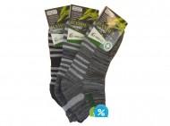 Pánské bambusové kotníkové termo ponožky Pesail BM3537 - 3 páry, velikost 43-47