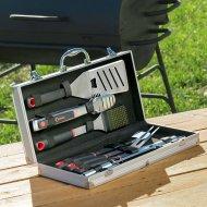 Kufřík s profesionálním grilovacím náčiním - 11 částí - InnovaGoods